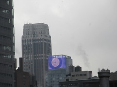 2019 January First Snow of the Year 9850 (Brechtbug) Tags: 2019 january first snow year virtual clock tower from hells kitchen clinton near times square broadway nyc 01182019 new york city midtown manhattan weather snowstorm building dark low hanging cumulonimbus cumulus nimbus cloud winter hell s nemo southern view