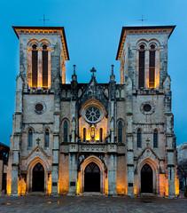 San Fernando Cathedral, San Antonio (_ Ivor_) Tags: cathedral sanfernandocathedral texas 18300 18300mmf3556 nikond7200 d7200