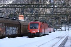 OBB 1116 086 te Brenner (vos.nathan) Tags: obb 1116 086 brennero brenner österreichische bundesbahnen taurus