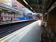 Barbican Station (snaprails) Tags: london railways underground
