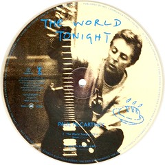 McCartney, Paul - The World Tonight - Picture Disc - UK - 1997- (Affendaddy) Tags: vinylsingles picturedisc paulmccartney theworldtonight parlophone uk 1997 20thcenturyukrockpop