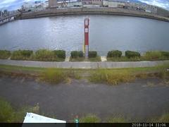 神崎川大吹橋ライブカメラ画像. 2018/11/14 11:08 (River LiveCamera) Tags: id2430 rivercode8606040047 ym201811 神崎川 大吹橋 ymd20181114