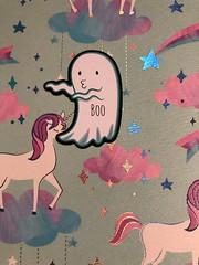 Boo ghost magnet #cute #hubby #ghost #halloween2018 #walmart2018 #boo (direngrey037) Tags: cute hubby ghost halloween2018 walmart2018 boo