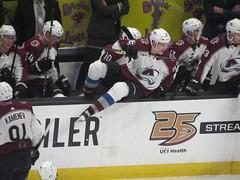 IMG_5089 (Dinur) Tags: hockey icehockey nhl nationalhockeyleague avalanche avs coloradoavalanche ducks anaheimducks