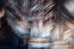 WINTER RELEASE (Deborah Hughes Photography) Tags: winter winterlight winterscenes abstract abstractnature abstractphotography multipleexposures me intentionalcameramovement incameraeffects intimatenature