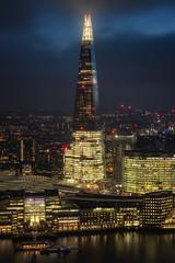 The Dark Tower (Rich Walker Photography) Tags: london shard architecture night nightshot nighttime nightlights longexposure longexposures longexposurephotography landmark landmarks city cityscape canon england efs1585mmisusm eos80d