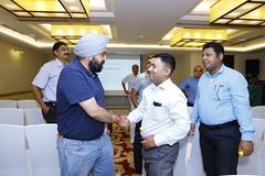 MSU Executive Forum in New Delhi, September 2018