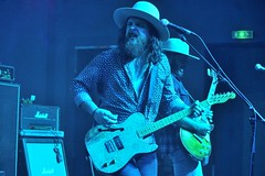 RED BEARD  -  southern rock / Espagne (Philippe Haumesser (+ 7000 000 view)) Tags: concert concerts live scène stage musicien musiciens musician musicians groupe groupes band bands rockband rockbands sonyilce6000 sony 2018 redbeard