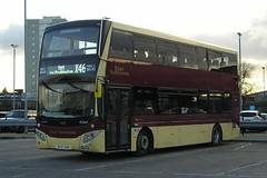 Go Ahead East Yorkshire BF67 GHN (KK70088) Tags: bus britishbuses servicebus goahead eastyorkshire volvo mcv hull bf67ghn