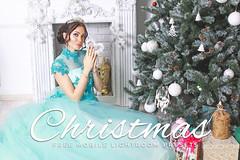 Free Christmas Mobile Lightroom Presets (inspiringfaraz) Tags: lightroom free presets freebie freebies download christmas photography