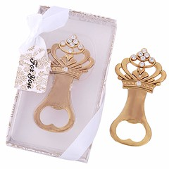 Gorgeous Crown Shaped Bottle Opener Return Gift Set (mywowstuff) Tags: gifts gadgets cool family friends funny shopping men women kids home