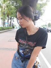 DSCN8818 (Avisheena) Tags: avisheena model hello world face tumblr girl photograph outfit ironmaiden