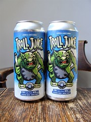 Troll Juice DIPA (knightbefore_99) Tags: beer can pivo cerveza tasty malt hops craft vancouver bc drink nice troll juive kveik dipa double india pale ale strong