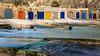 off season (K.H.Reichert [ not explored ]) Tags: longexposure dwejra inlandsea gozo colors complementarycolors malta langzeitbelichtung komplimentärfarben