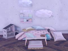 #412 (Prettybubbles.) Tags: sl secondlife ar shortleash lagom tentacio milkmotion dustbunny