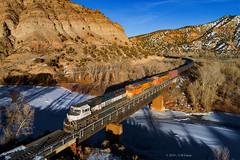 Cutoff 70MAC oil empty (TMEaton) Tags: train locomotive railroad