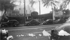 Waikiki, Hawaii (jericl cat) Tags: waikiki hawaii vintage photo photograph history snapshot honolulu whenladiesmeetjoancrawford springbyington herbertmarshall greergarson robert taylor artdeco