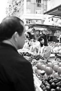 Fruit Seller | Hong Kong (香港), China