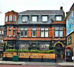 The Old Hat Pub In Ealing - London. (Jim Linwood) Tags: ealing pub