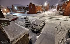 Great Hayles Snow (AreKev) Tags: januarysnow snow snowy cold greathaylessnow greathaylesroad whitchurch bristol somerset southwestengland england uk nikond850 nikon d850 aurorahdr2018 hdr aurorahdr sigma1424mmf28dghsmart sigma 1424mm 1424mmf28dghsm