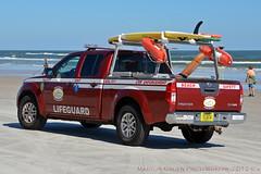 Volusia County Beach Safety (Martijn Groen) Tags: daytonabeach daytona florida usa unitedstates october 2017 lifeguard beachsafety beach oceanrescue emt lawenforcement nissan frontier nissanfrontier vehicle pickup