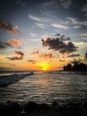 IMG_1141 (pwbaker) Tags: sunset caribbean sky beach barbados bridgetown vacation