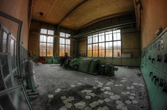 ppfisheye2 (Geert Orange_Crush VP) Tags: abandoned urbanexploring industry