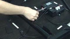 Lineal Adjustable Base by Saatva Port 4 Reset button (The Sleep Judge) Tags: lineal adjustable base by saatva