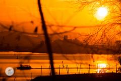 DSC03529 (Jesús Hermosa) Tags: 75300mm atardecer cantabria cielo españa santander sky sol sonya200 sonyalpha spain sun sunset