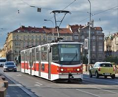 Praha, Palackého Most 20.10.2016 (The STB) Tags: tatrawagen tatra ckd čkd praha praga prague tramvaj tramvaje tramway strassenbahn strasenbahn publictransport citytransport öpnv