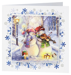 Craft Creations - Charlotte499 (Craft Creations Ltd) Tags: snowman christmas greetingcard craftcreations handmade cardmaking cards craft papercraft