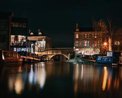 skipton at night (Pawel Skokowski) Tags: night nighttime nightphoto skipton yorkshire cityscape long longexposure