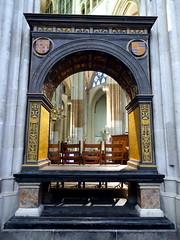 utrecht_8_040 (OurTravelPics.com) Tags: utrecht window from southeast side ambulatory apse domkerk church