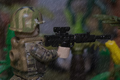 Royal Marines (LegoInTheWild) Tags: military lego minifigure legominifigure legoarmy legomilitary brickarms