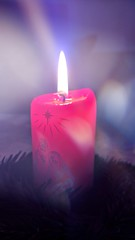 Merry Xmas (whattafit) Tags: christmas xmas 2018 amateur smartphone night candle image flickr capture 500px light