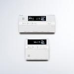 給湯・暖房機器用リモコンの写真