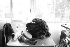 Día 440 (acido askorbiko) Tags: clothes table work homework tast home art blackandwhite blacknwhite landscape landscapephotography landscapelovers landscapehunter landscapes overexposed canon7d canonphotography canonespaña canonusa photography photographer photographysouls things disorder killyourcity urbex noedit nofilters sinfiltros