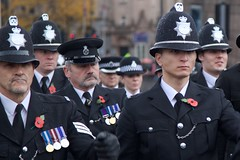 Liverpool Remembers (Terry Kearney) Tags: people police policeman policemen poppy flower portrait merseysidepolice liverpoolremembers remembranceday rememberance autumn canoneos1dmarkiv daylight day streetcandid explore europe england kearney liverpoolcitycentre liverpool merseyside oneterry outdoor terrykearney urban 2018 hat uniform cenotaphpolice