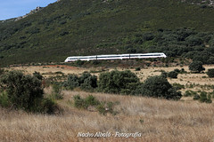 Automotor Casas de Millan (joseignacioalbala) Tags: salidatunelcasasdemillan ferrocarril tren automotor 598 cáceres extremadura