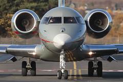 Bombardier BD-700-1A10 Global Express 9H-VJD VistaJet (Mark McEwan) Tags: bombardier bd700 bd7001a10 globalexpress 9hvjd vistajet bizjet edi edinburghairport edinburgh aviation aircraft airplane