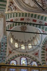 Fatih Mosque (djcotto1971) Tags: istanbul turkey bosphor europe asia mosque religion religious islam muslim constantinople carigrad nikon nikkor d5500 arch arches windows camii mehmedtheconqueror ottoman sultan aliqushji byzantine church atik sinan medrese