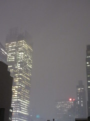 IMG_5087 (Brechtbug) Tags: 2018 november evening blizzard snow storm hells kitchen clinton near times square broadway nyc 11152018 new york city midtown manhattan snowing storms snowstorm winter weather building fog like foggy hell s nemo southern view ny1snow