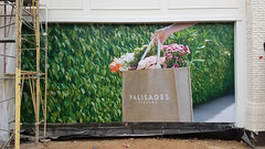 Retail, Palisades, Barricade Graphics