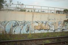 Rime, Anie, Aroe (NJphotograffer) Tags: graffiti graff new jersey nj trackside rail railroad rime msk kcw crew anie aroe
