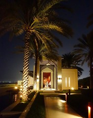 The Chedi Beach House in Muscat, Oman