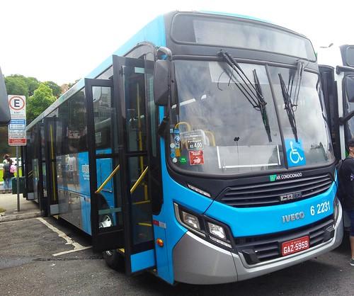 Tupi Transportes Urbanos Piratininga Ltda. 6 2231