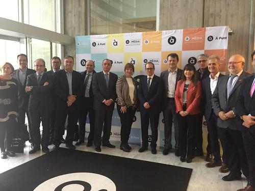 Consejo Asesor de Presidencia de la CEV en À Punt Media