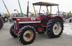 International IH 745 S (samestorici) Tags: trattoredepoca oldtimertraktor tractorfarmvintage tracteurantique trattoristorici oldtractor veicolostorico harvester case 745s