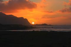 Sun-set  Lofoten Islands Norway (k.marek.gncr) Tags: lofoten norway norge gbcrfhoto natural nordland islands
