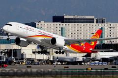 B-LGH (SoCalSpotters) Tags: blgh socalspotters a359 airbusa350 crk hongkongairlines klax losangeles